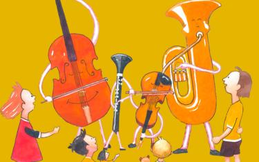 Musik: Klassiske koncerter for børn (3-7 år)