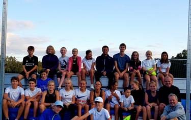 Atletik for alle (12-16 år)
