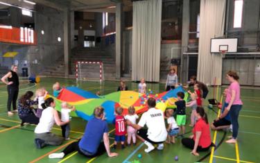Trille Trolle Håndbold (2-4 årige)