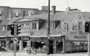 På tur i fortidens levende butiksliv