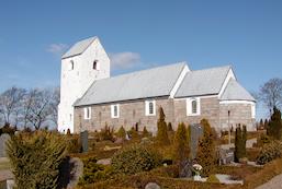 Haverslev-Skræm-Bejstrup - se gudstjenester i egnens andre kirker