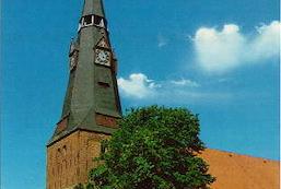 Tysk gudstjeneste - Tønder