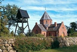 9. s. e. Trinitatis Gudstjeneste Skærlund kirke